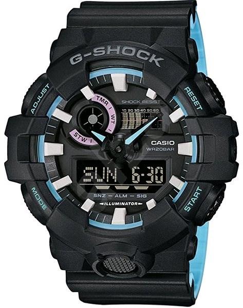 CASIO G-SHOCK GA 700PC-1A - Pánské hodinky