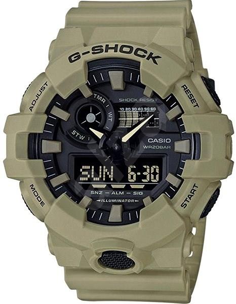 CASIO G-SHOCK GA 700UC-5A - Pánské hodinky  34be38c5b0