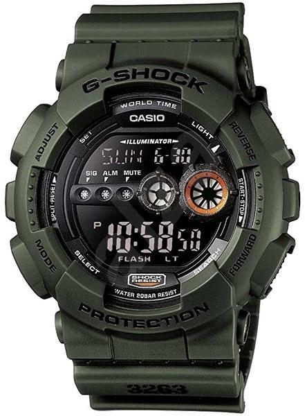 CASIO G-SHOCK GD 100MS-3 - Pánské hodinky