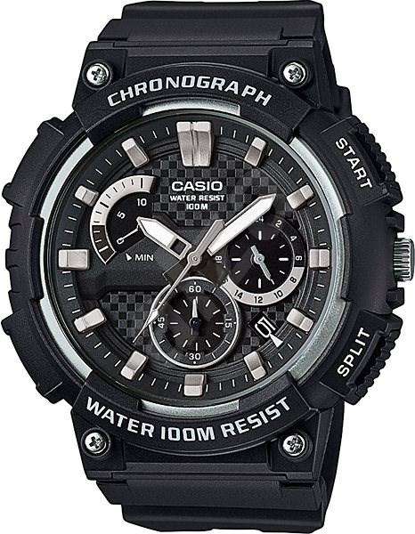 CASIO MCW 200H-1A - Pánské hodinky