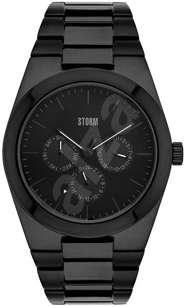 STORM Zentrek Black 47243 BK - Pánské hodinky  eec99cfa404