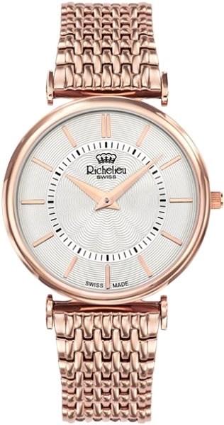 b7a653f2a Richelieu Luxury 98242GM.02.913 - Dámské hodinky | Alza.cz