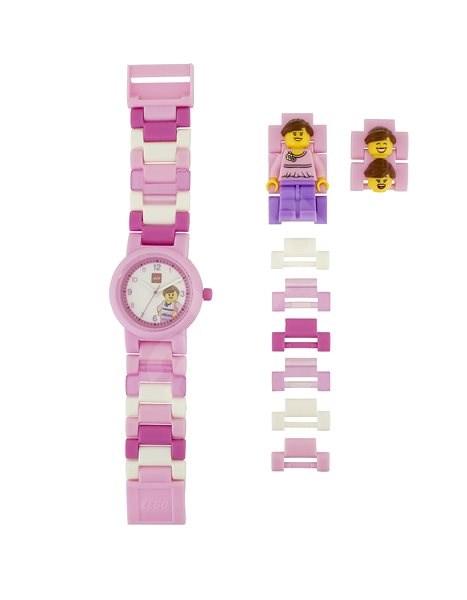 LEGO Watch Classic Pink 8020820 - Dětské hodinky