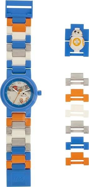 LEGO Watch Star Wars BB-8 8020929 - Dětské hodinky