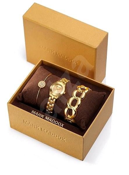 MARK MADDOX Golden Chic 0008-27  - Dámské hodinky