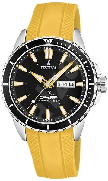 FESTINA 20378 4 - Pánské hodinky  b7536d8635