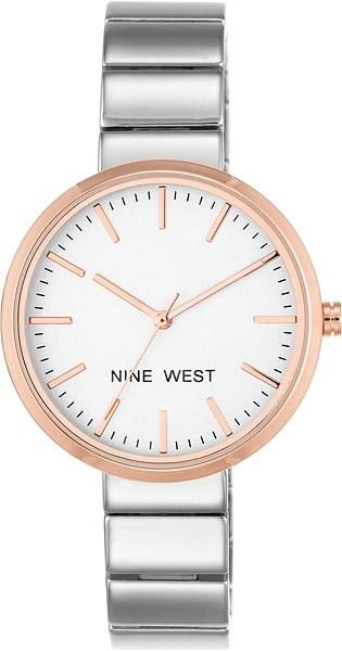 NINE WEST NW 1987SVRT - Dámské hodinky  ce92e1cde73
