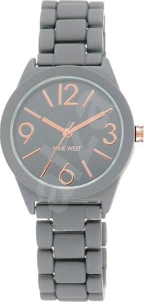 NINE WEST NW 1812GYRG - Dámské hodinky  5db4d62f9a1