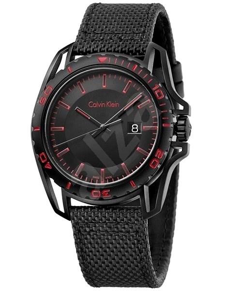 a470157517 CALVIN KLEIN Earth K5Y31ZB1 - Pánské hodinky