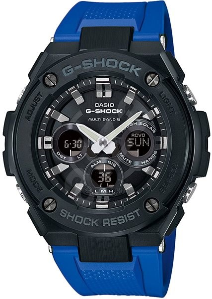 CASIO GST W300G-2A1 - Pánské hodinky