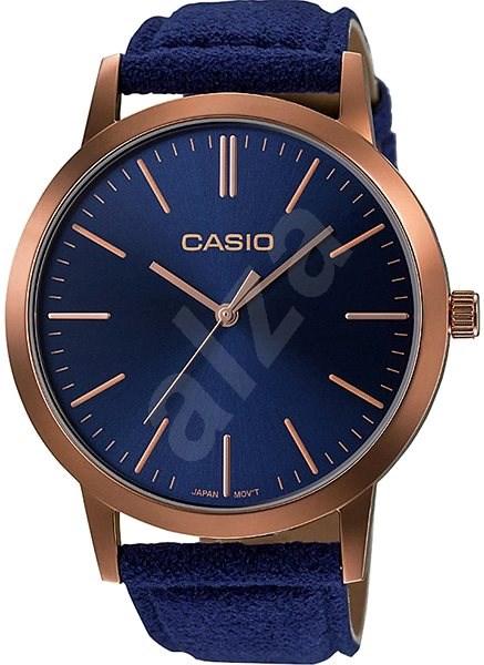 CASIO LTP E118RL-2A - Dámské hodinky  184fd8f468f