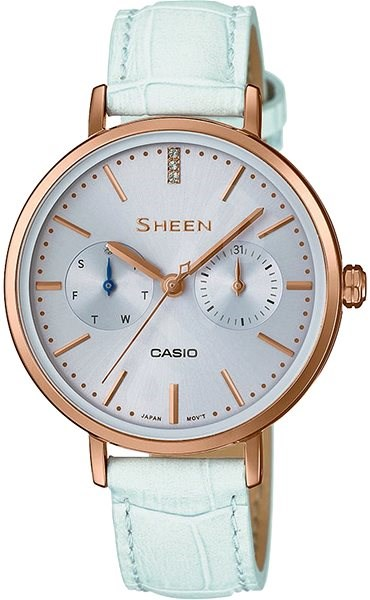 CASIO SHE 3054PGL-2A - Dámské hodinky  eb286a5ae5