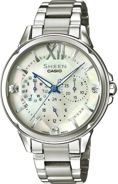 CASIO SHE 3056D-7A - Dámské hodinky. PRODEJ SKONČIL e568a76a35