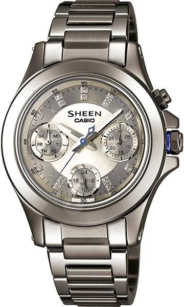 CASIO SHE 3503D-8A - Dámské hodinky. PRODEJ SKONČIL d9efd012c1