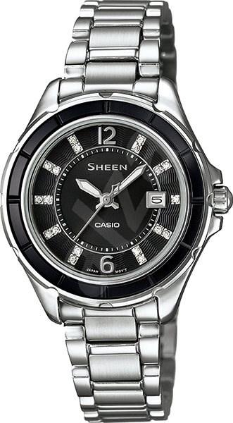 CASIO SHE 4045D-1A - Dámské hodinky  4dc206e60b