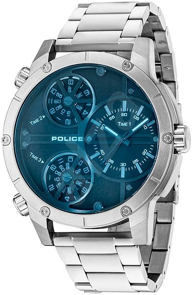 POLICE RATTLESNAKE PL14699JS / 02M - Men's Watch