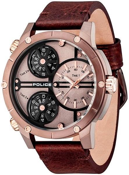cb01047c8 POLICE RATTLESNAKE PL14699JSBN/12 - Pánské hodinky   Alza.cz