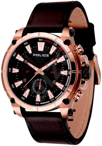 POLICE Operator PL14832JSR/02 - Pánské hodinky