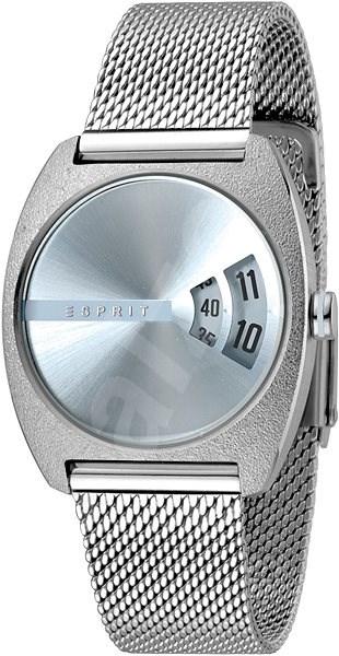 4c9d0e977 ESPRIT Disc Blue Silver Mesh 2690 - Dámské hodinky | Alza.cz