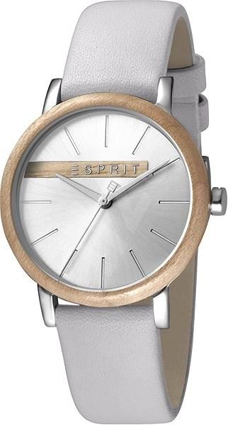 d092e325e ESPRIT Plywood Silver L.Grey 2990 - Dámské hodinky | Alza.cz