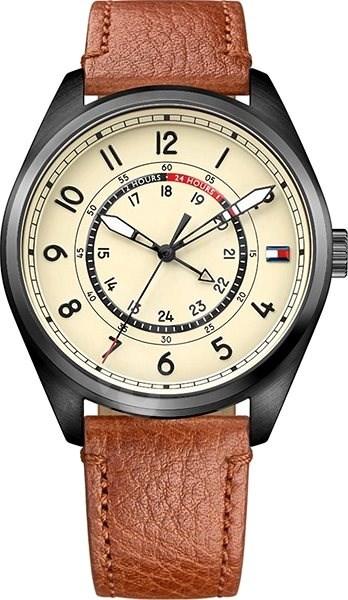 bbb38ddb6e0 TOMMY HILFIGER model Dylan 1791372 - Pánské hodinky