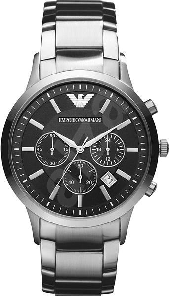 aba48945e8 EMPORIO ARMANI RENATO AR2434 - Pánské hodinky
