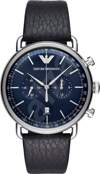 c01d48ec9d3 EMPORIO ARMANI AVIATOR AR11105 - Pánské hodinky
