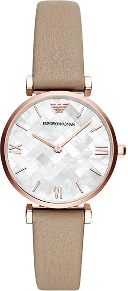 EMPORIO ARMANI GIANNI T-BAR AR11111 - Dámské hodinky  0273a5418f