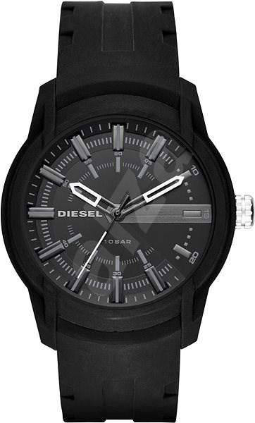 DIESEL ARMBAR SILICONE DZ1830 - Pánské hodinky  db59a0b9dc