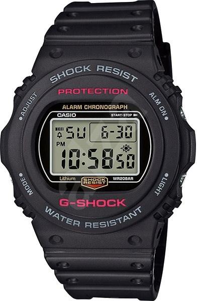 CASIO DW 5750E-1 - Pánské hodinky  f2586a5f17