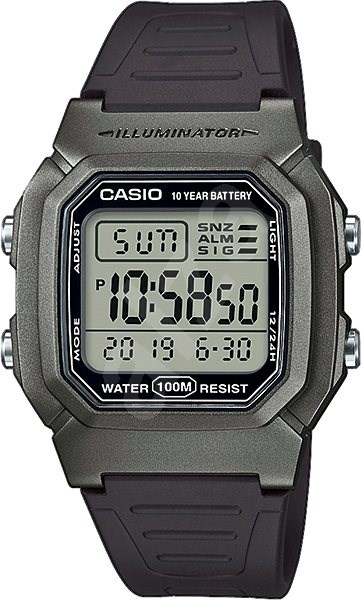 CASIO W 800HM-7A            - Pánské hodinky