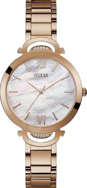 GUESS W1090L2 - Dámské hodinky  adb1cdfc5ab