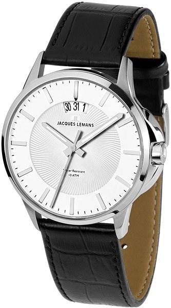 JACQUES LEMANS 1-1540B - Pánské hodinky  cda488825d