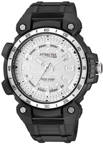 Q&Q Attractive Watch DG18J003Y - Pánské hodinky