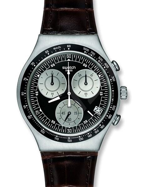SWATCH model Mocassin YCS572 - Pánské hodinky