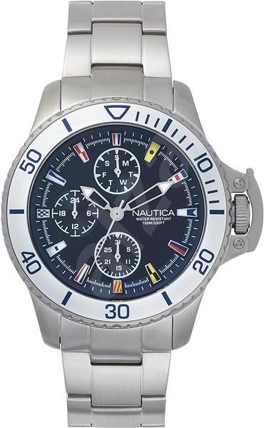 NAUTICA NAPBYS005 - Pánské hodinky