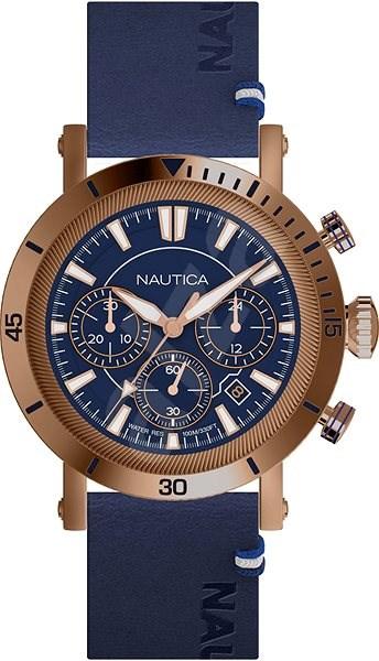 NAUTICA NAPFMT004 - Pánské hodinky
