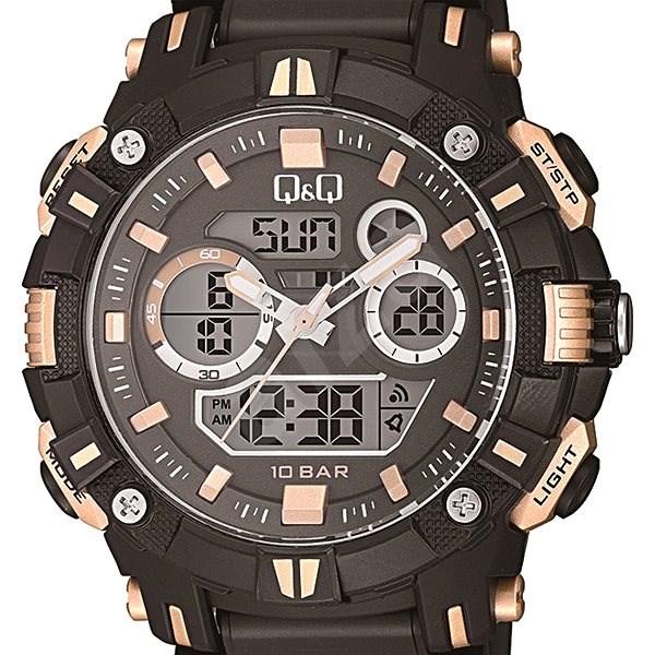 43019f4ed8c Q Q COMBINATION GW88J005Y - Pánské hodinky