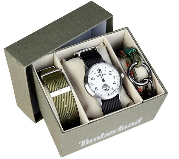 TIMBERLAND REDINGTON model TBL-GS-14652JS-01-AS - Pánské hodinky