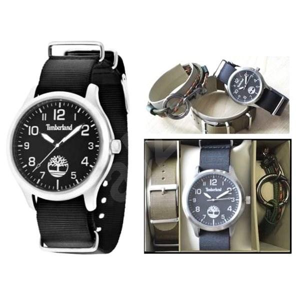 TIMBERLAND REDINGTON model TBL-GS-14652JS-02-AS - Pánské hodinky