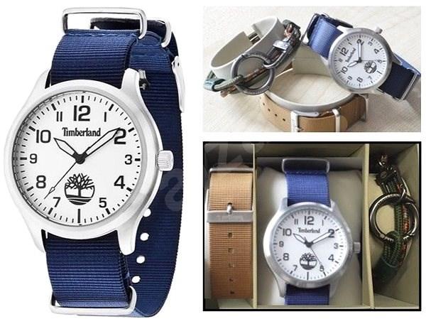 TIMBERLAND REDINGTON model TBL-GS-14652JS-04-AS - Pánské hodinky
