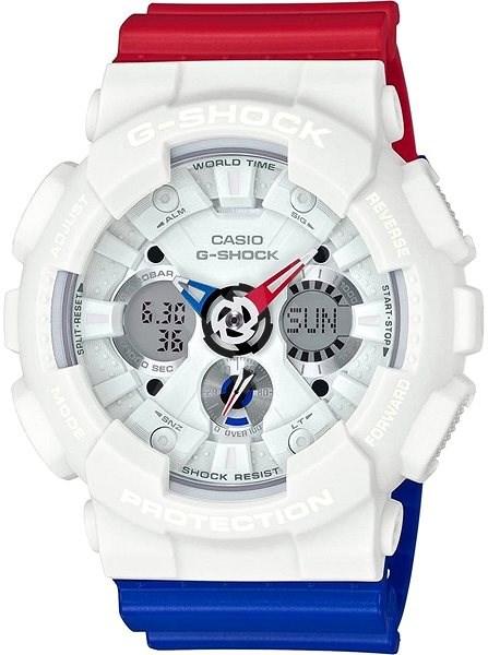 CASIO GA-120TRM-7AER - Pánské hodinky