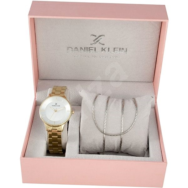 DANIEL KLEIN BOX DK11552-2 - Dárková sada hodinek