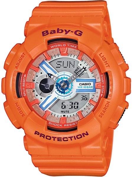 CASIO BA-110SN-4AER - Dámské hodinky