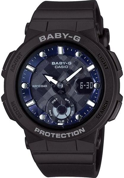 CASIO BGA-250-1AER - Dámské hodinky