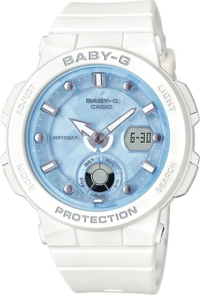 CASIO BGA-250-7A1ER - Dámské hodinky