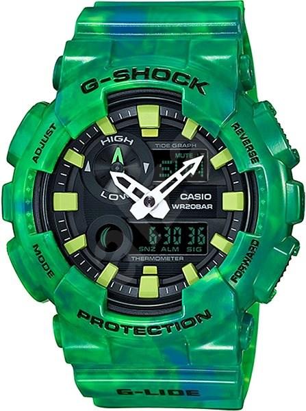 CASIO GAX-100MB-3AER - Pánské hodinky