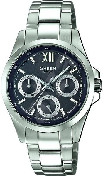 CASIO SHE-3512D-1AUER - Dámské hodinky  aa6e0ee91c