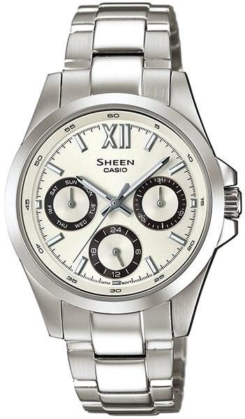 CASIO SHE-3512D-7AUER - Dámské hodinky  2ce096ead2