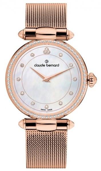 CLAUDE BERNARD 20509 37RM NAR - Dámské hodinky
